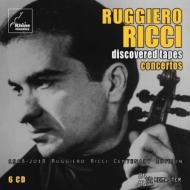 ルッジェーロ・リッチ〜新発見テープからの協奏曲集(6CD)