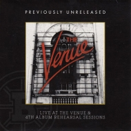 Live At The Venue 1980 / 4th Album Rehearsal Sessions 1980