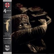 バイオハザード Resident Evil 4 オリジナルサウンドトラック (4枚組アナログレコード)