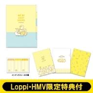 5ポケットクリアファイル ボート&クリアファイル3Pセット【Loppi・HMV限定特典付】