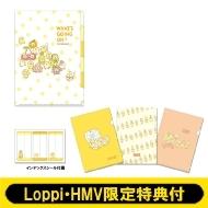 5ポケットクリアファイル フルーツ&クリアファイル3Pセット【Loppi・HMV限定特典付】