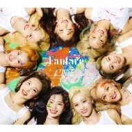 Fanfare [First Press Limited Edition A] (+DVD)