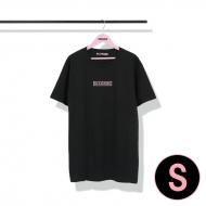 フォトTシャツ(BLACK / S)