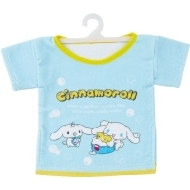 シナモロールお洗濯シリーズ Tシャツ型タオル