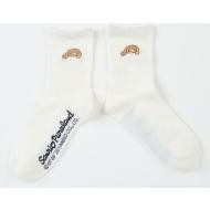 シナモロールお洗濯シリーズ 靴下 カプチーノ