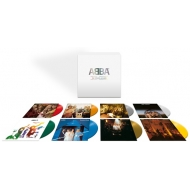 ABBA-Vinyl Collection (カラーヴァイナル仕様/8枚組アナログレコード/BOXセット)※入荷数がご予約数に満たない場合は先着順とさせて頂きます。