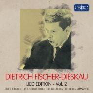 ディートリヒ・フィッシャー=ディースカウ/リート・エディション 第2集(4CD)