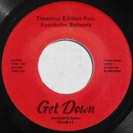 Get Down feat.ELIONE, Zeebra (Vocal)/ (Instrumental)(7インチシングルレコード)