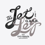 Jet Leg feat.Ryo Nakata (Osaka Monaurail)/ Wolf (Instrumental)(7インチシングルレコード)