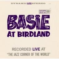 Basie At Birdland (2枚組/180グラム重量盤レコード/Pure Pleasure)