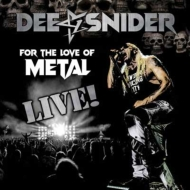 For The Love Of Metal Live (+DVD)