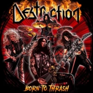 Born To Thrash -Live In Germany