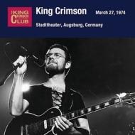 1974-03-27 Stadttheater, Augsburg, Germany