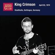 1974-04-02 Stadthalle, Gottingen, Germany