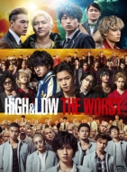 HiGH&LOW THE WORST【Blu-ray Disc】