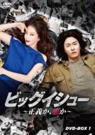 ビッグイシュー 〜正義か、悪か〜 DVD-BOX1