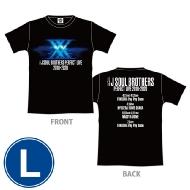 三代目 J SOUL BROTHERS PERFECT LIVE ツアーTシャツ(BLACK/L)/ IMAGINATION