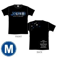 三代目 J SOUL BROTHERS PERFECT LIVE ロゴTシャツ(BLACK/M)