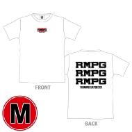 RMPG ロゴTシャツ(WHITE/M)