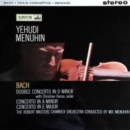 ヴァイオリン協奏曲集:メニューイン、ロバート・マスターズ室内管、バース音楽祭室内管、フェラス (180グラム重量盤レコード)