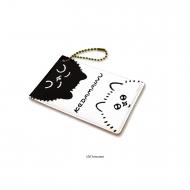 キャラパス「毛玉犬」01 / 毛玉犬白 & 黒