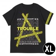 Tシャツ(XL) / ayumi hamasaki TROUBLE TOUR 2020A〜サイゴノトラブル〜