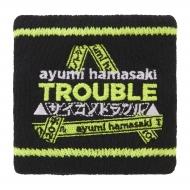 リストバンド / ayumi hamasaki TROUBLE TOUR 2020A〜サイゴノトラブル〜