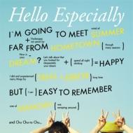 Hello Especially / サウンドオブ (33回転/7インチシングルレコード)