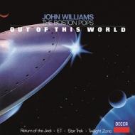 スター・ウォーズ:ジェダイの復讐〜アウト・オブ・ディス・ワールド ジョン・ウィリアムズ&ボストン・ポップス・オーケストラ