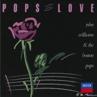 パッヘルベルのカノン、月の光〜ポップス・イン・ラヴ ジョン・ウィリアムズ&ボストン・ポップス・オーケストラ