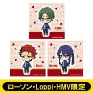 ステッカー3枚セット(紅月)【ローソン・Loppi・HMV限定】