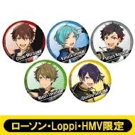 ホログラム缶バッジ5個セット(流星隊)【ローソン・Loppi・HMV限定】