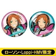 ホログラム缶バッジ2個セット(2wink)【ローソン・Loppi・HMV限定】