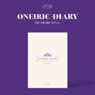 3rd Mini Album: ONEIRIC DIARY 幻想日記 (Diary Ver.)