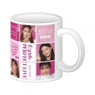 E-girls PERFECT LIVE メモリアルマグカップ
