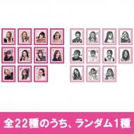 E-girls PERFECT LIVE アートフレームスタンドバッジ〜#smileforegirls〜(全22種のうち、ランダム1種)