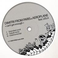 Can' t Get Enough Ft.Leela (12インチシングルレコード)