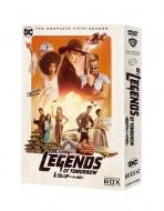 レジェンド・オブ・トゥモロー <フィフス・シーズン>DVD コンプリート・ボックス(3枚組)