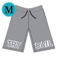 ハーフパンツ(M)/ Go for a Sail