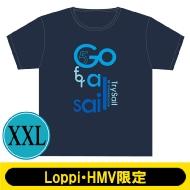 Tシャツ(XXL)/ Go for a Sail【Loppi・HMV限定】