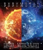 LEGEND -METAL GALAXY (METAL GALAXY WORLD TOUR IN JAPAN EXTRA SHOW)<2Blu-ray>