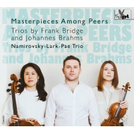 Piano Trio, 2, : Namirovsky-lark-pae Trio +brahms: Piano Trio, 1,