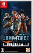 【Nintendo Switch】JUMP FORCE デラックスエディション