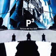 """Perfume 8th Tour 2020""""P Cubed""""in Dome (Blu-ray)"""
