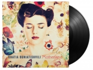 『マザーランド〜ピアノ小品集』 カティア・ブニアティシヴィリ (2枚組/180グラム重量盤レコード/Music On Vinyl)