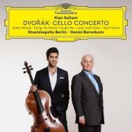 チェロ協奏曲、チェロとチェロ・アンサンブルのための編曲集 キアン・ソルターニ、ダニエル・バレンボイム&シュターツカペレ・ベルリン、他