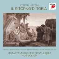 オラトリオ『トビアの帰還』 アイヴァー・ボルトン&モーツァルテウム管弦楽団、マウロ・ペーター、ルーシー・クロウ、他(3CD)