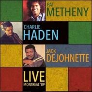 Live Montreal '89