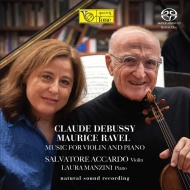 Works For Violin & Piano : Salvatore Accardo(Vn)Laura Manzini(P)