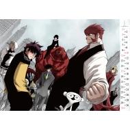 血界戦線 Back 2 Back コミックカレンダー2021